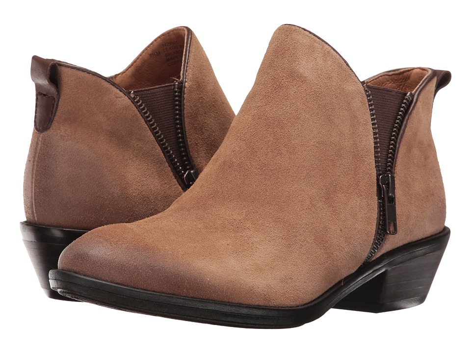Sofft - Vinton (Barley Alaska Cow Suede) Women's Boots