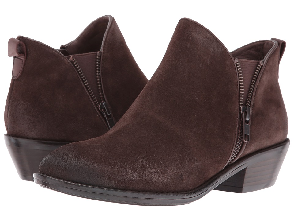Sofft Vinton (Coffee Alaska Cow Suede) Women