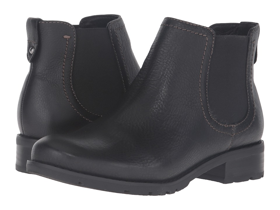 Sofft - Selby (Black Aristo) Women's Boots