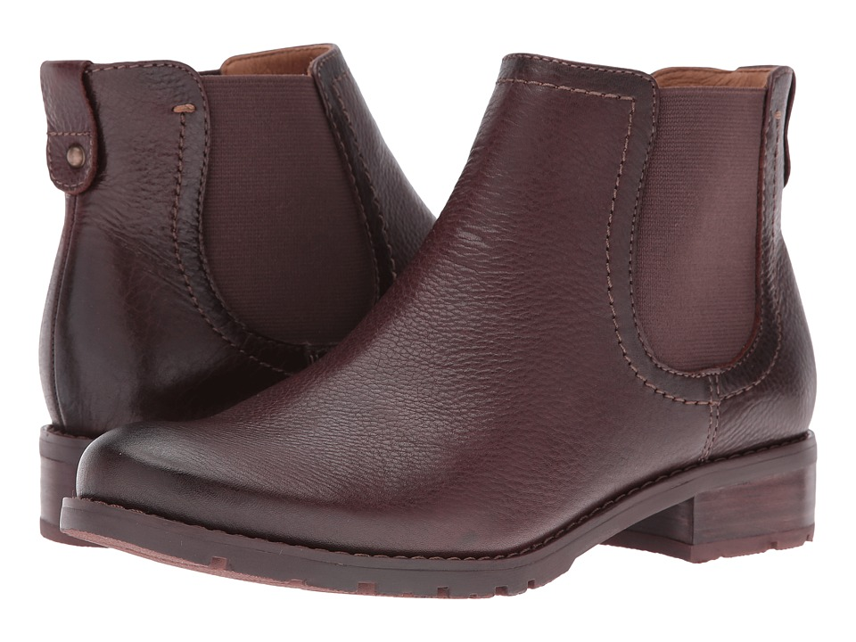 Sofft - Selby (Mahogany Cow Vintage) Women's Boots