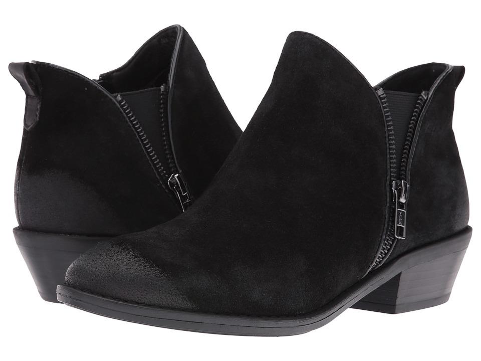 Sofft - Vinton (Black Alaska Cow Suede) Women's Boots