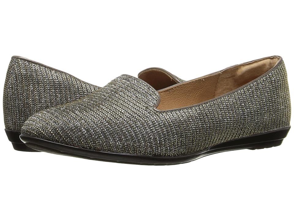 Sofft - Belden (Gold/Satin Gold Multi Glitter/Eva Metallic Patent) Women's Flat Shoes