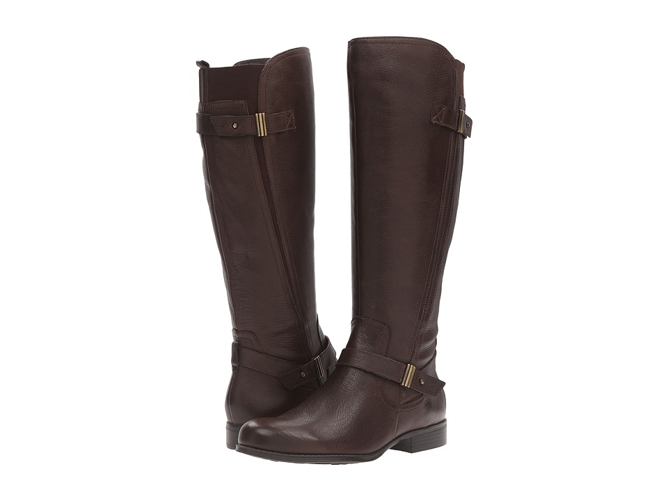 Naturalizer - Joan (Oxford Brown Leather) Women's Boots