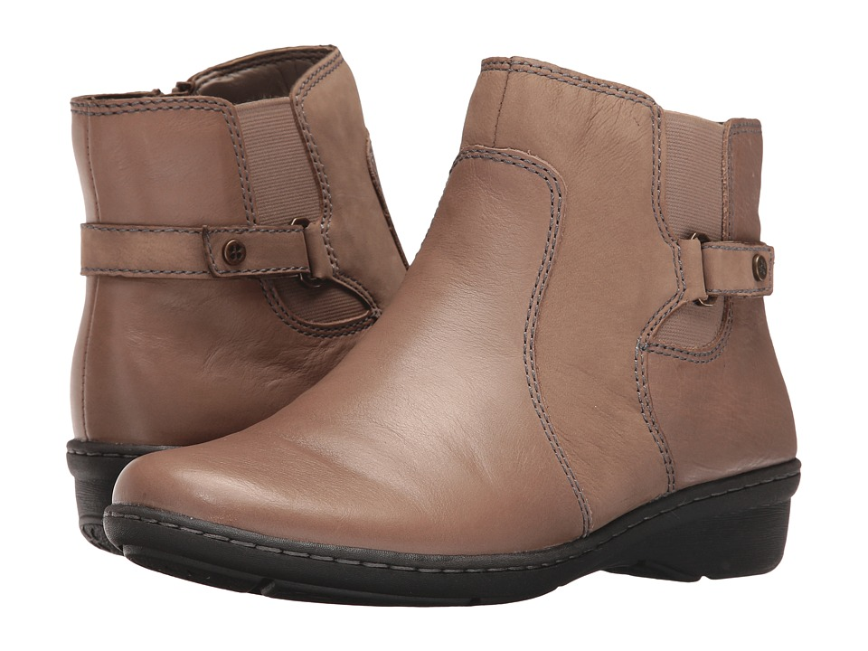 Naturalizer - Rylen (Dover Taupe Leather/Nubuck) Women's Boots