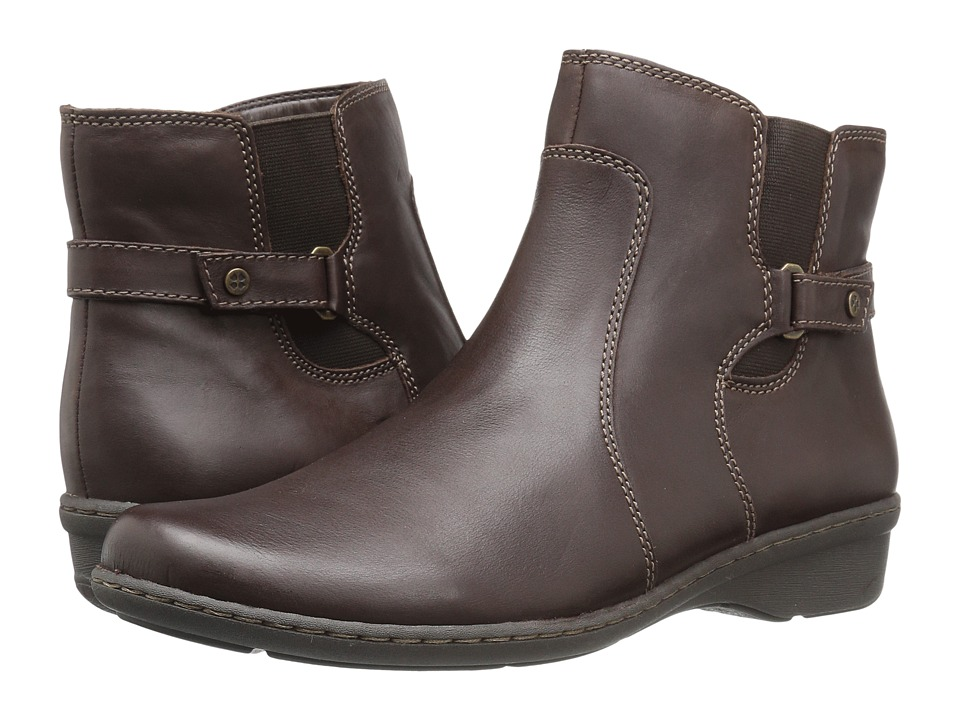 Naturalizer Rylen (Oxford Brown Leather) Women