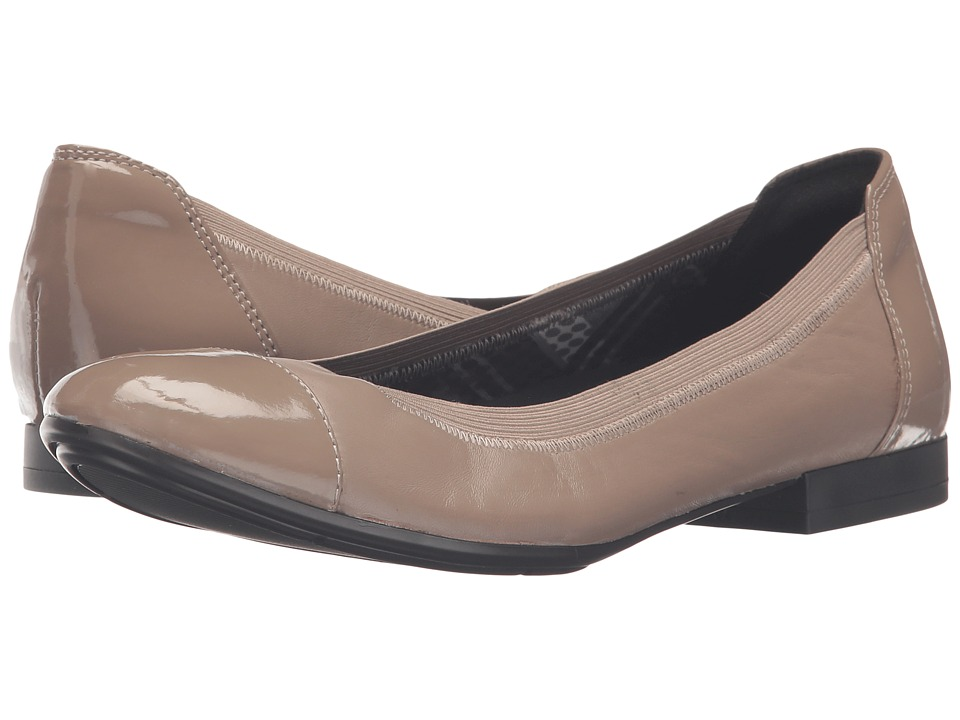 Naturalizer Therese (Dover Taupe Leather/Shiny) Women