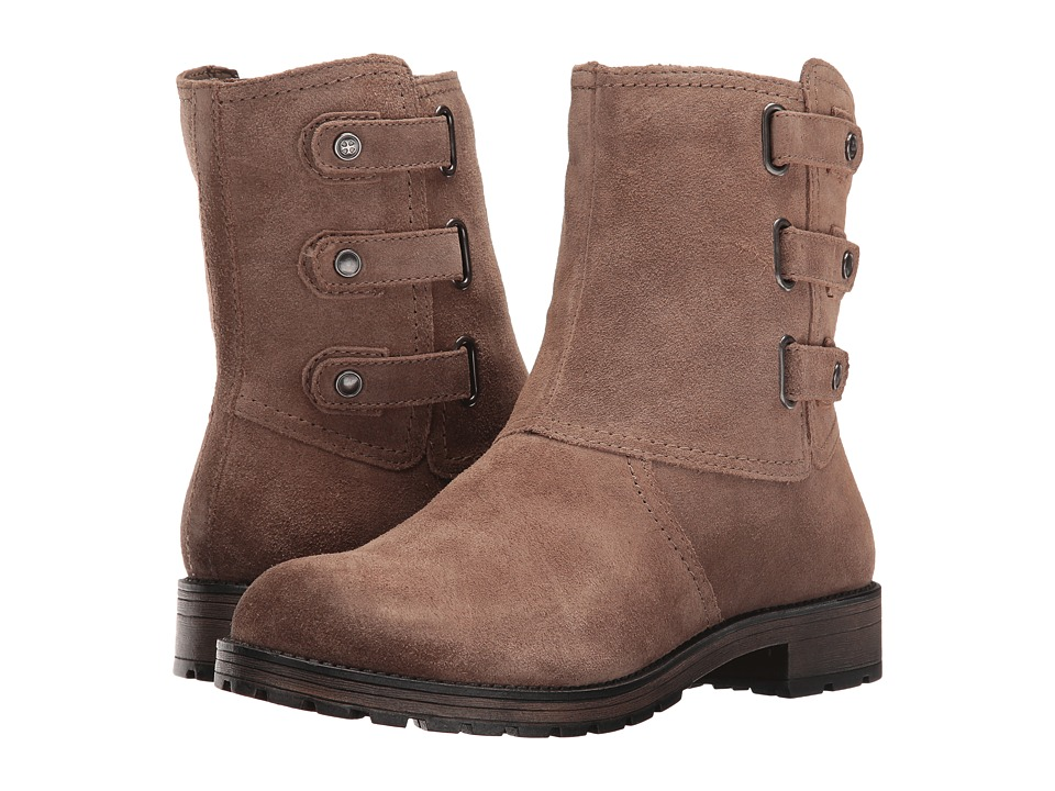 Naturalizer - Tynner (Dover Taupe Suede) Women's Boots