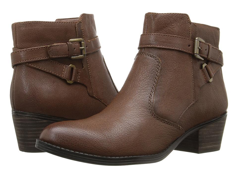 Naturalizer - Zakira (Tan Leather) Women's Boots