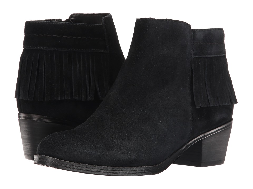 Naturalizer Zeline (Black Suede) Women