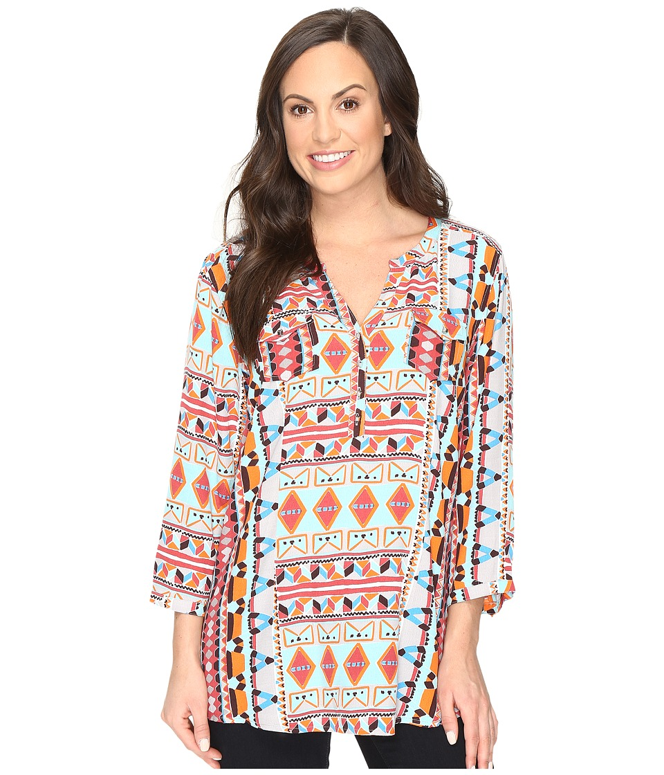 Ariat - Shelly Tunic (Multi) Women's Long Sleeve Pullover