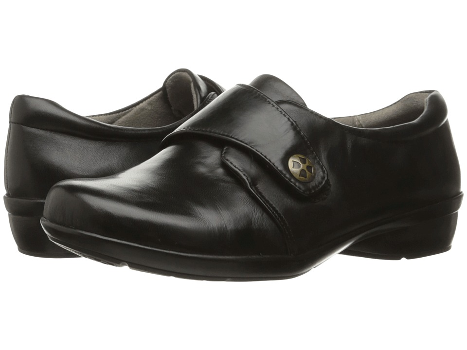Naturalizer Calinda (Black Leather) Women