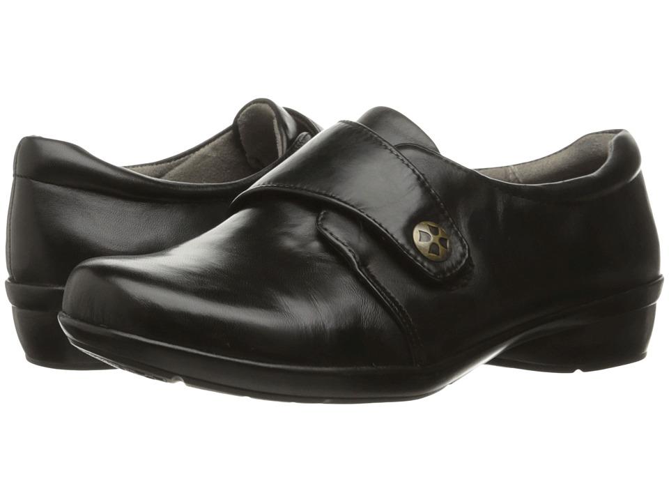 Naturalizer - Calinda (Black Leather) Women's Shoes