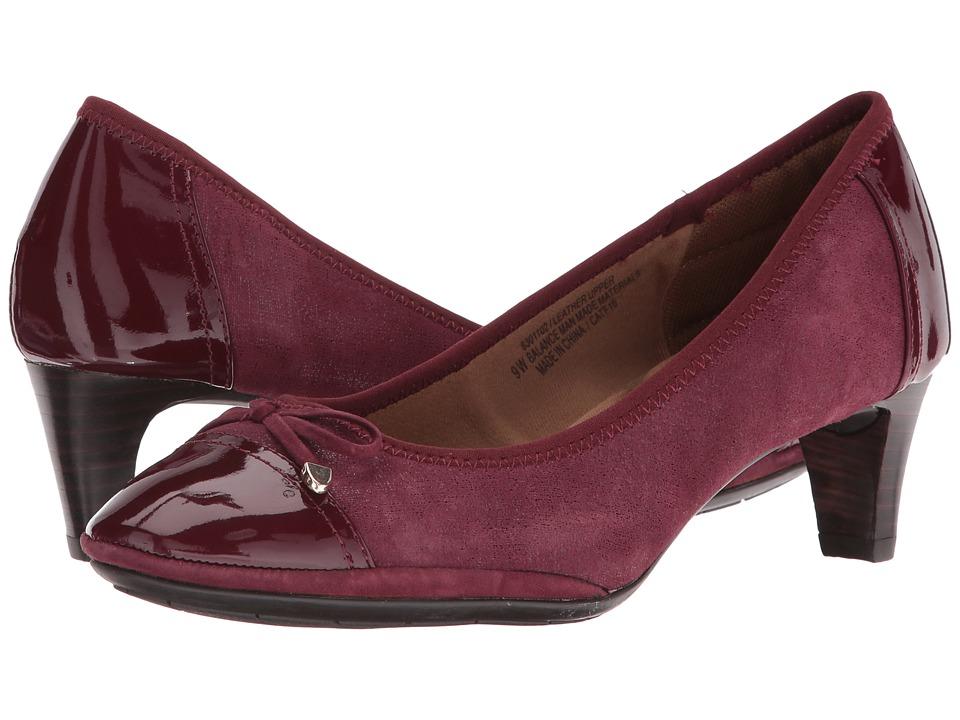 Comfortiva Tensley (Bordeaux/Merlot) High Heels