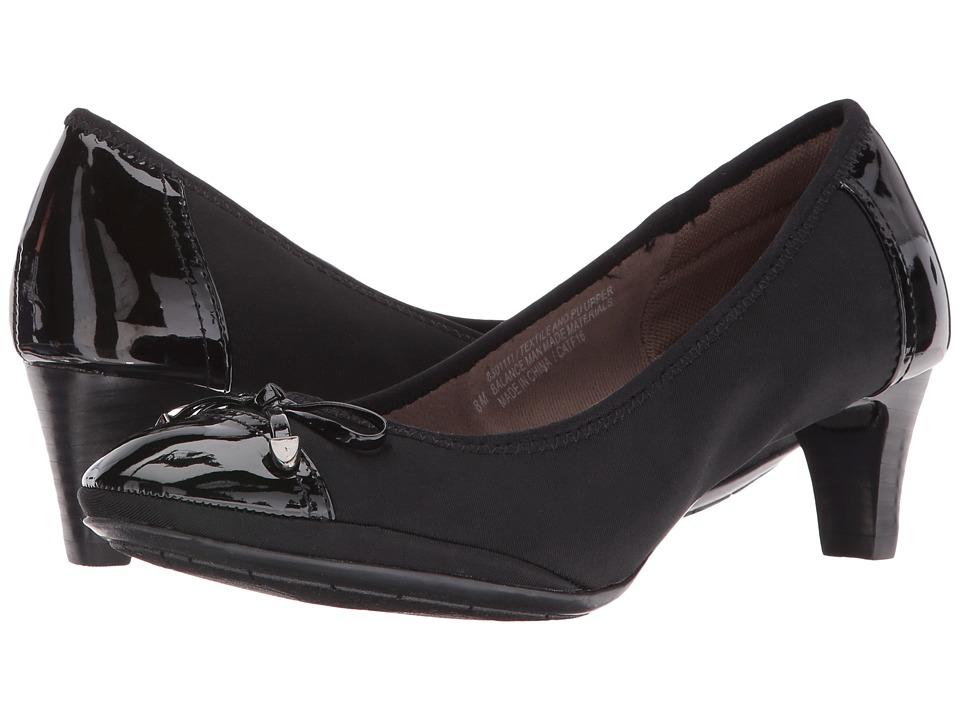 Comfortiva Tensley (Black) High Heels