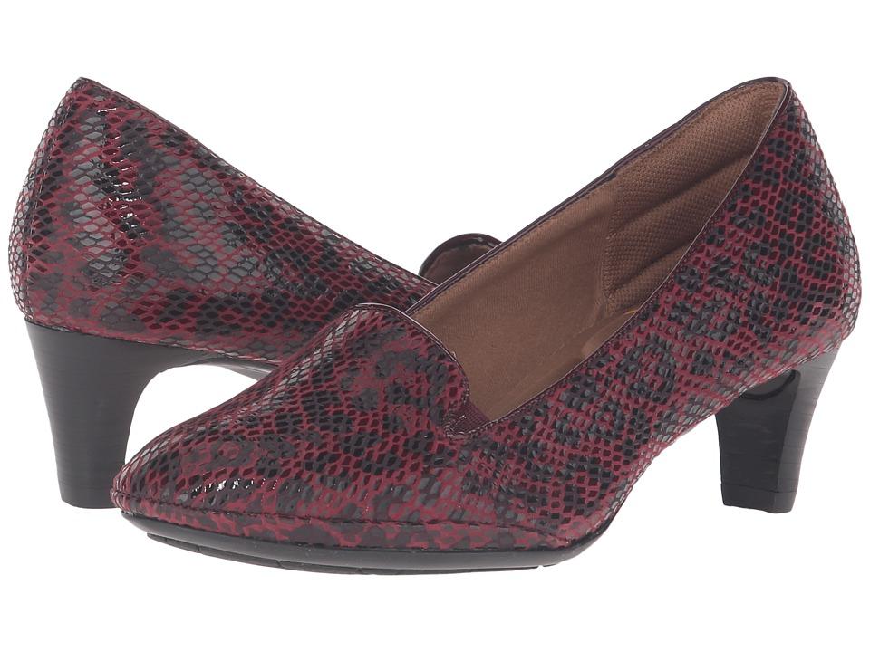 Comfortiva - Tilly (Merlot) High Heels