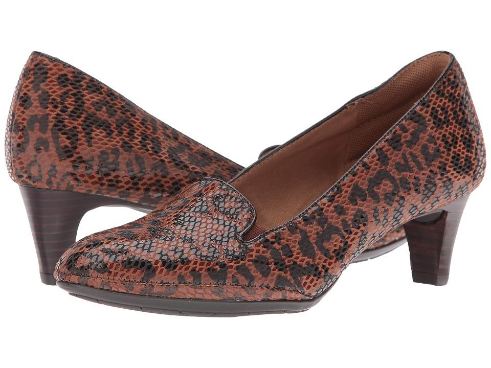 Comfortiva Tilly (Caramel) High Heels