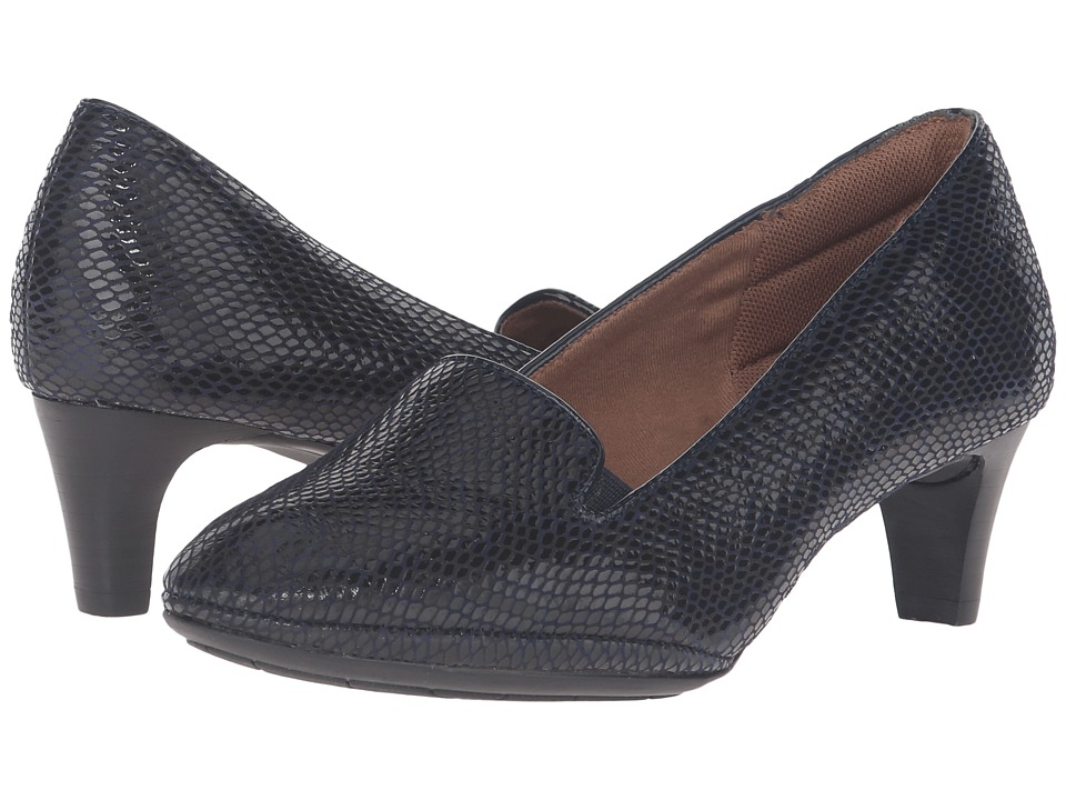 Comfortiva - Tilly (Peacoat Navy) High Heels