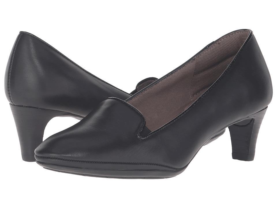 Comfortiva Tilly (Black) High Heels
