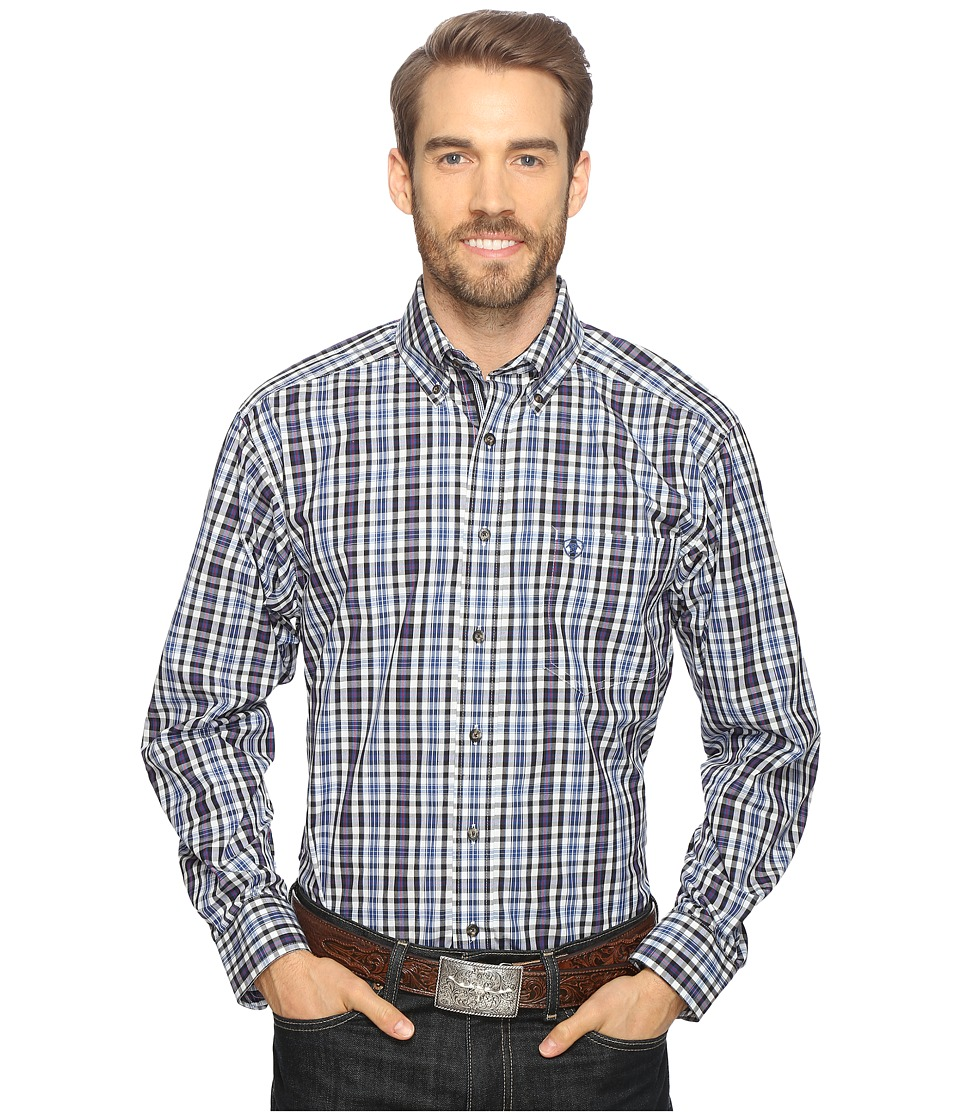 Ariat - Jepson Shirt (Multi) Men's Long Sleeve Button Up