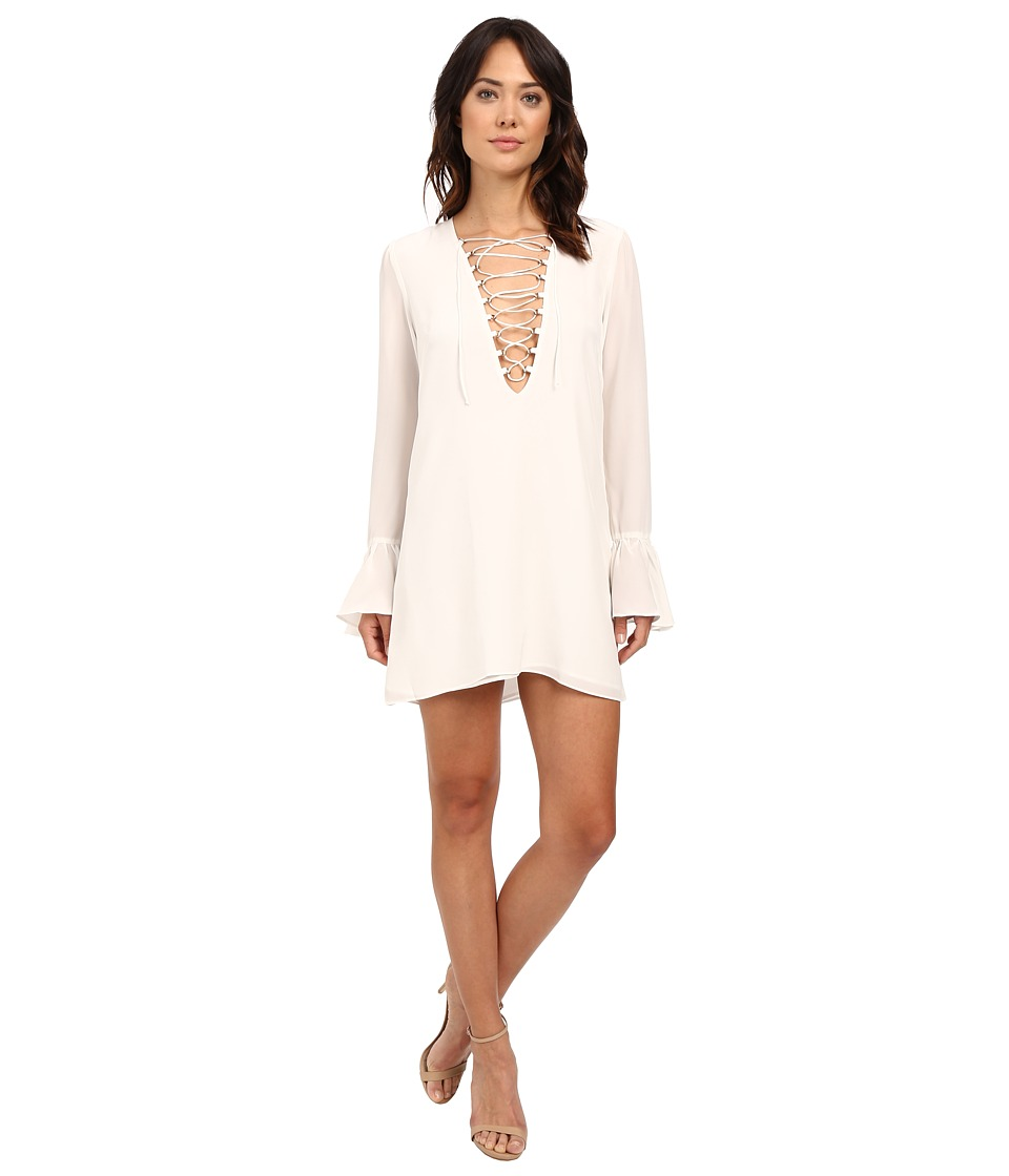 Stone Cold Fox - Franklin Dress (White) Women's Dress