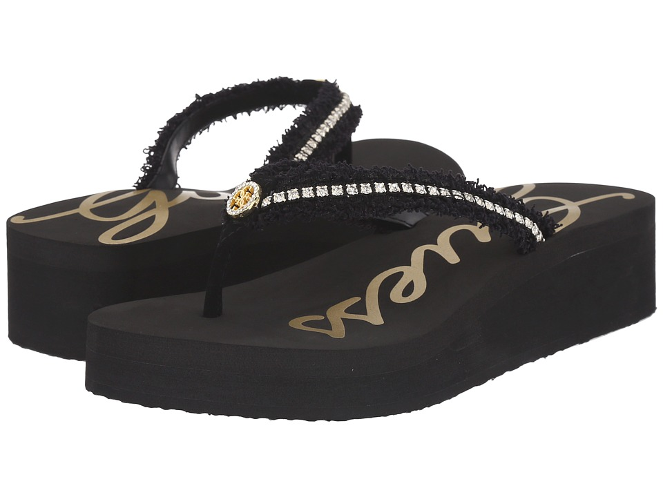 GUESS - Eaves (Black EVA) Women's Sandals