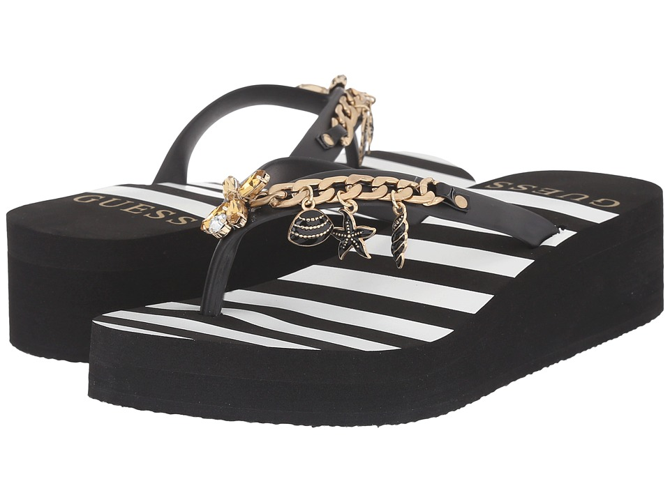 GUESS - Eirene (Black EVA) Women's Sandals