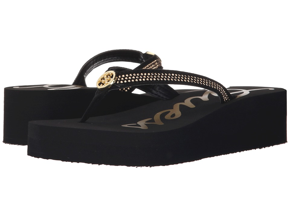 GUESS - Edyth (Black EVA) Women's Sandals