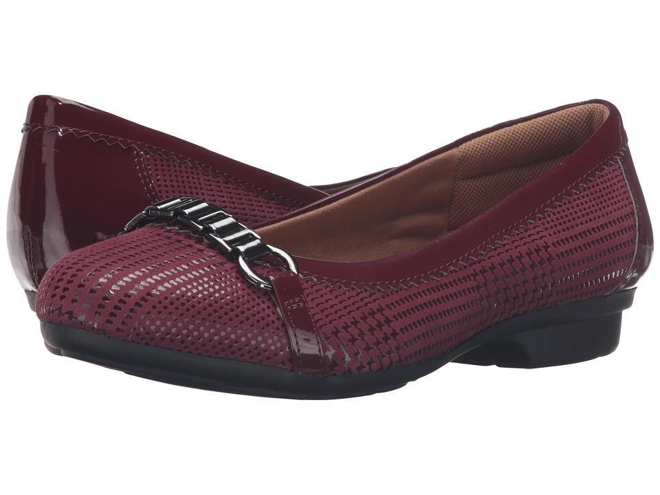 Comfortiva - Madeira (Bordeaux/Merlot) Women's Slip on Shoes