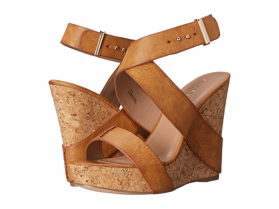 Charles by Charles David - Arlington (Camel Tumbled) Women's Sandals