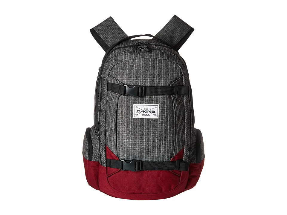 Dakine - Mission Backpack 25L (Wiliamette) Backpack Bags