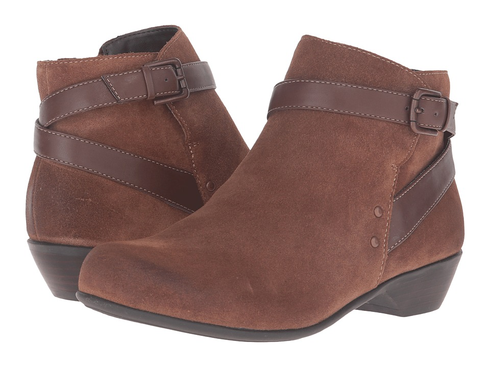 Comfortiva - Ryder (Whiskey/Drum Brown) Women's Pull-on Boots