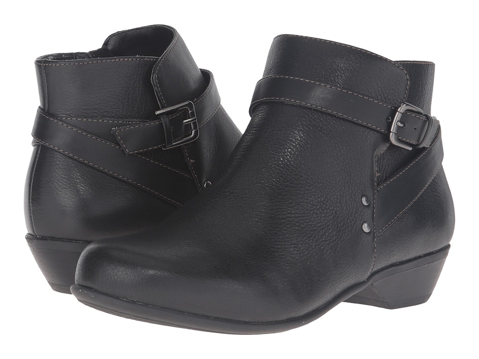 Comfortiva - Ryder (Black) Women's Pull-on Boots