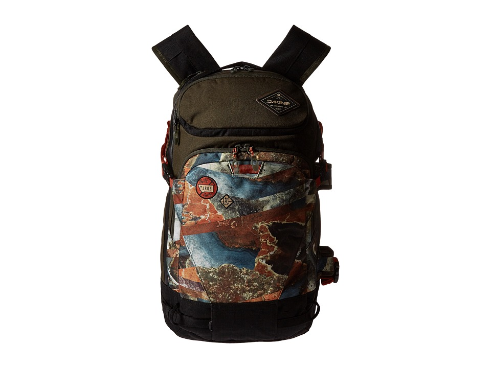 Dakine - Team Heli Pro Backpack 20L (Jason Robinson) Backpack Bags