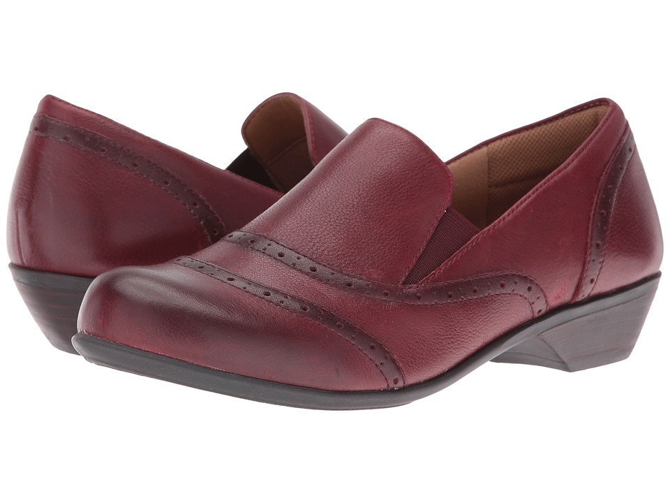 Comfortiva - Rose (Burgundy) Women's Slip on Shoes