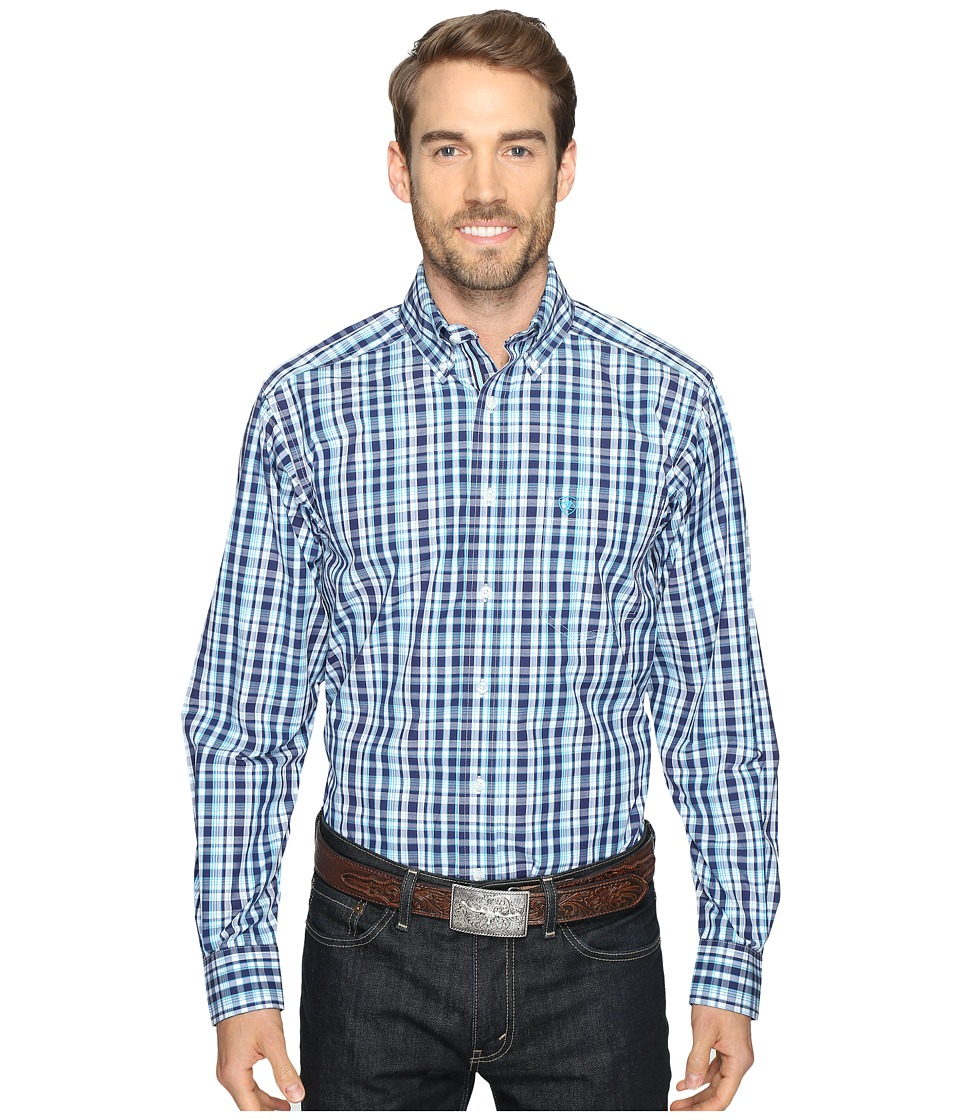 Ariat - Walden Shirt (Multi) Men's Long Sleeve Button Up