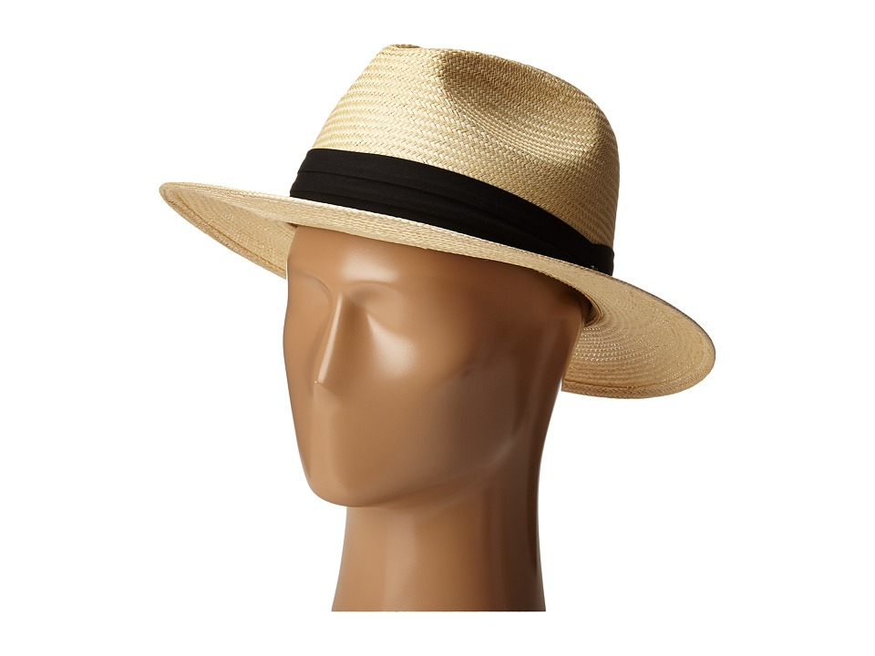 Tommy Bahama - Buntal Safari (Natural) Caps