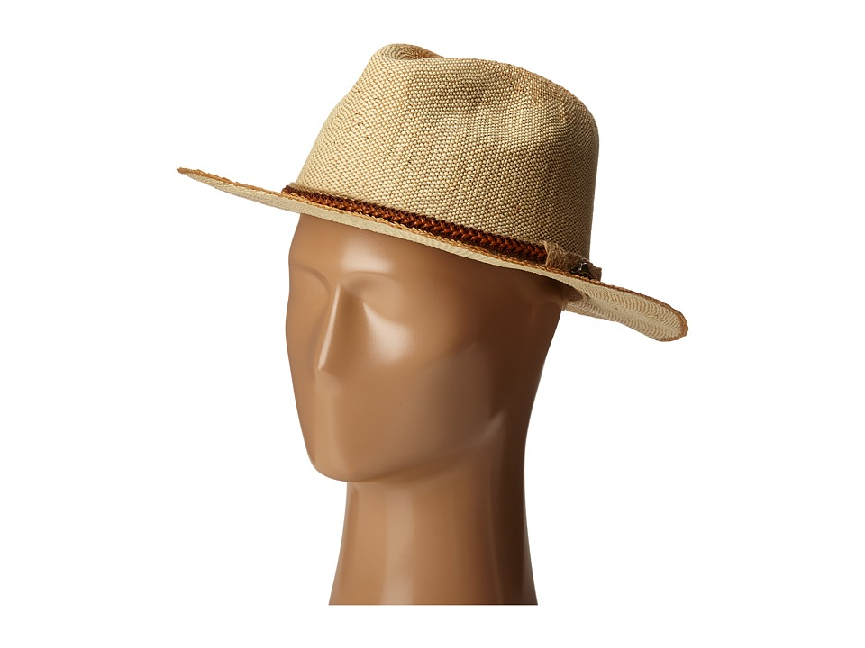 Tommy Bahama - Bangkok Casual Safari (Natural) Safari Hats