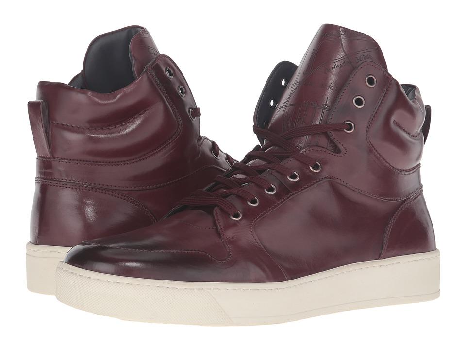 To Boot New York - Harmon (Bordo) Men's Plain Toe Shoes