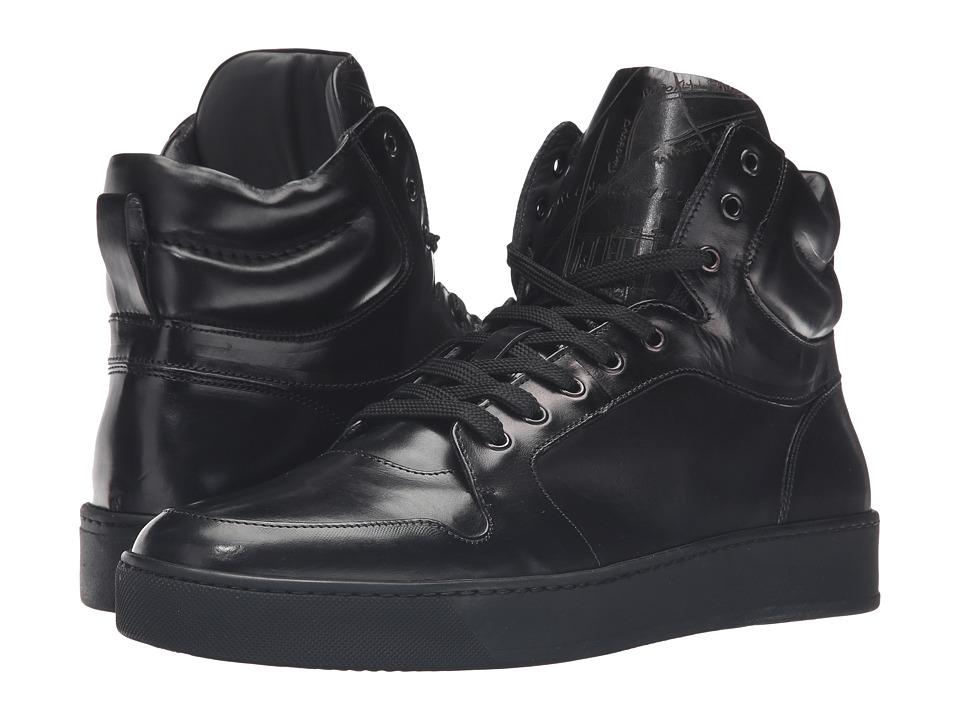 To Boot New York - Harmon (Black) Men's Plain Toe Shoes