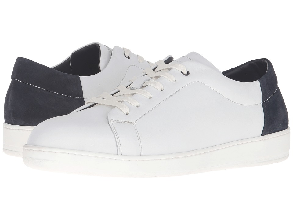 To Boot New York - Avery (White/Blue) Men's Shoes
