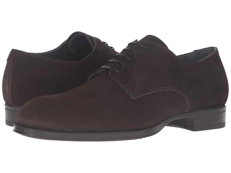 To Boot New York - Buchanan (Dark Brown Suede) Men's Shoes