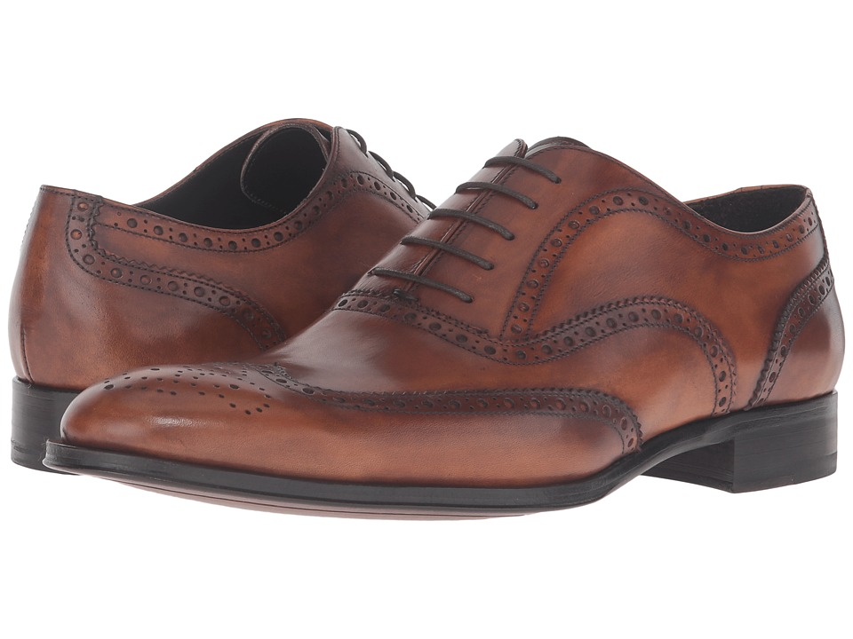 To Boot New York - Mac (Cognac) Men's Shoes