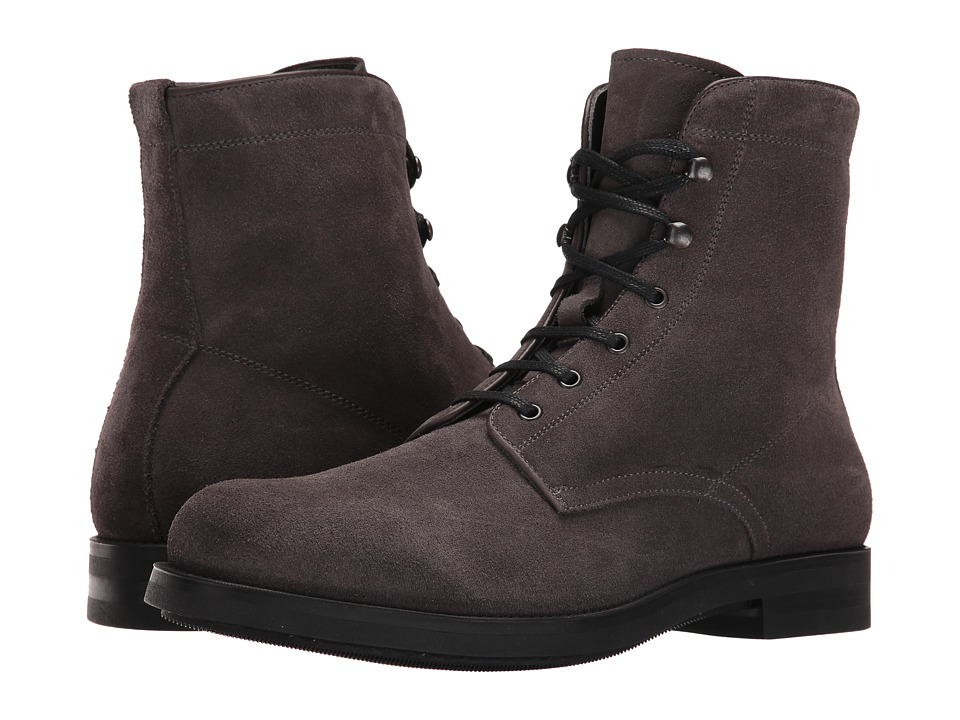 To Boot New York - Flynn (Grey Suede) Men's Shoes