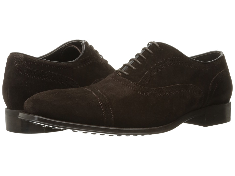 To Boot New York - David (Brown Suede) Men's Shoes