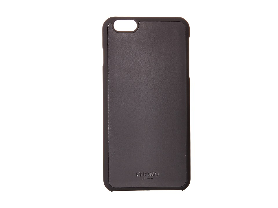 KNOMO London - Magnet Open Face iPhone 6/6s Plus Case (Slate) Cell Phone Case