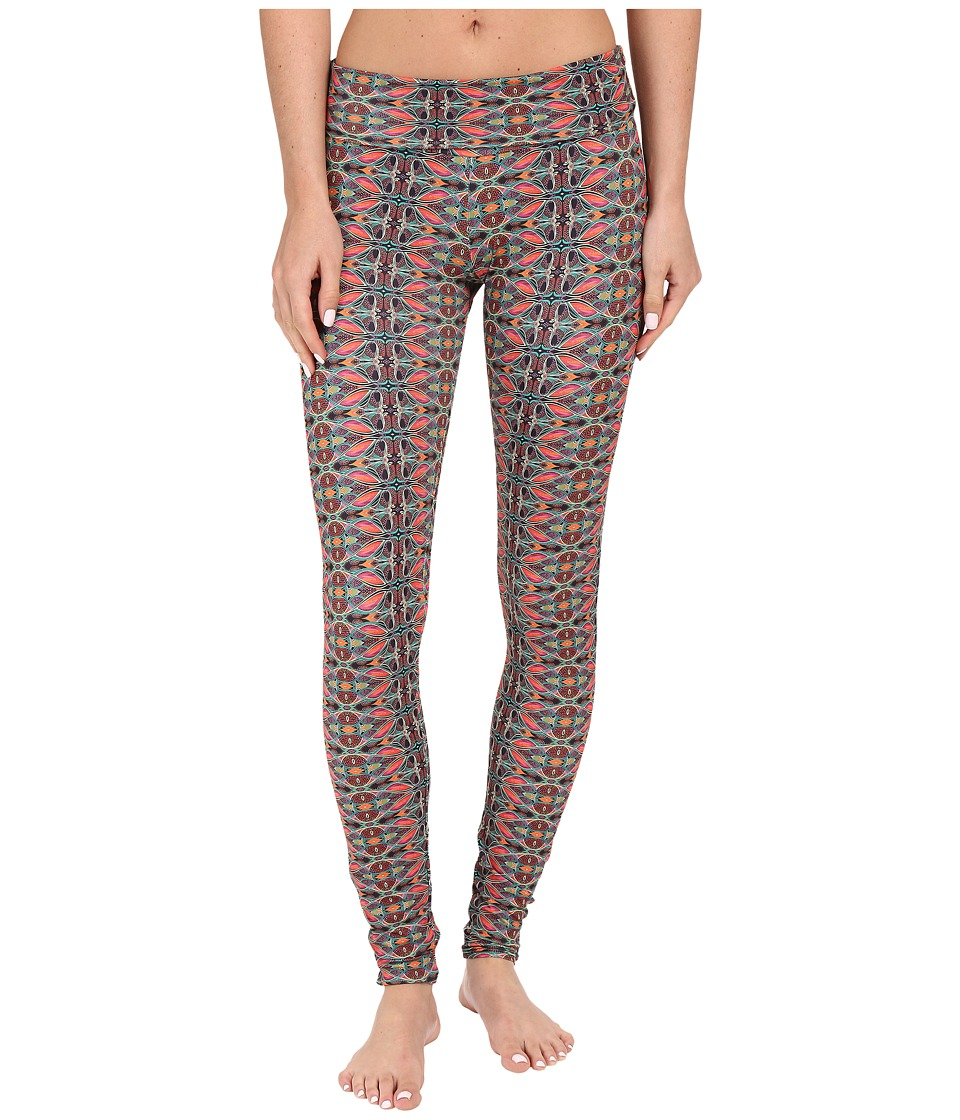 Onzie - Balinese High Rise Leggings (Balinese) Women's Casual Pants
