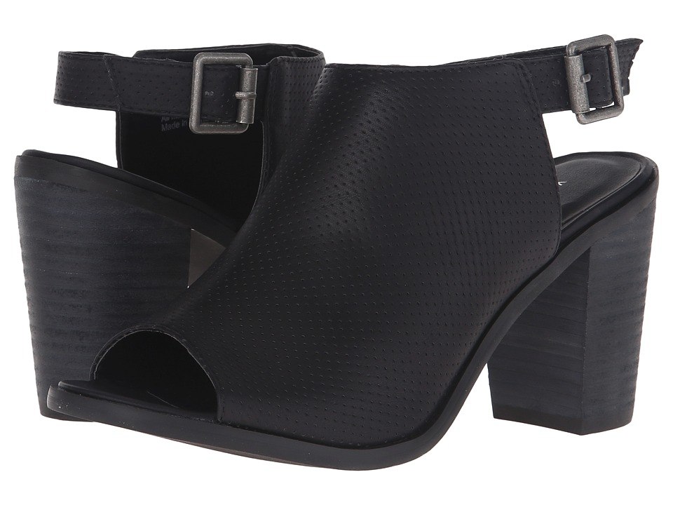 VOLATILE - Lil (Black) High Heels