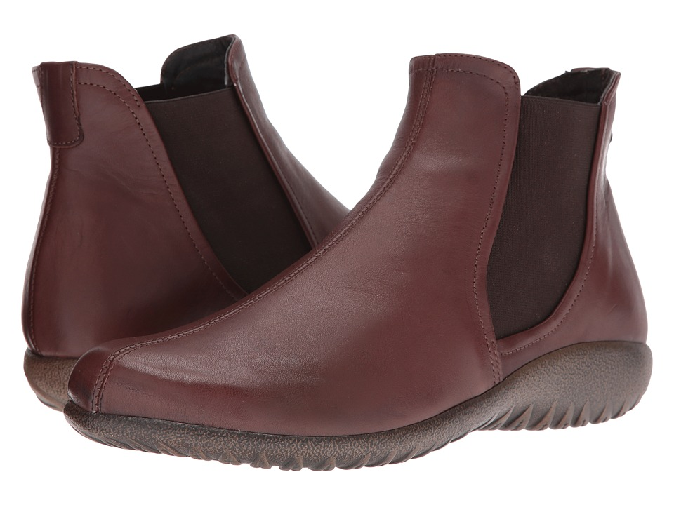 Naot Footwear - Remana (Toffee Brown Leather) Women's Boots