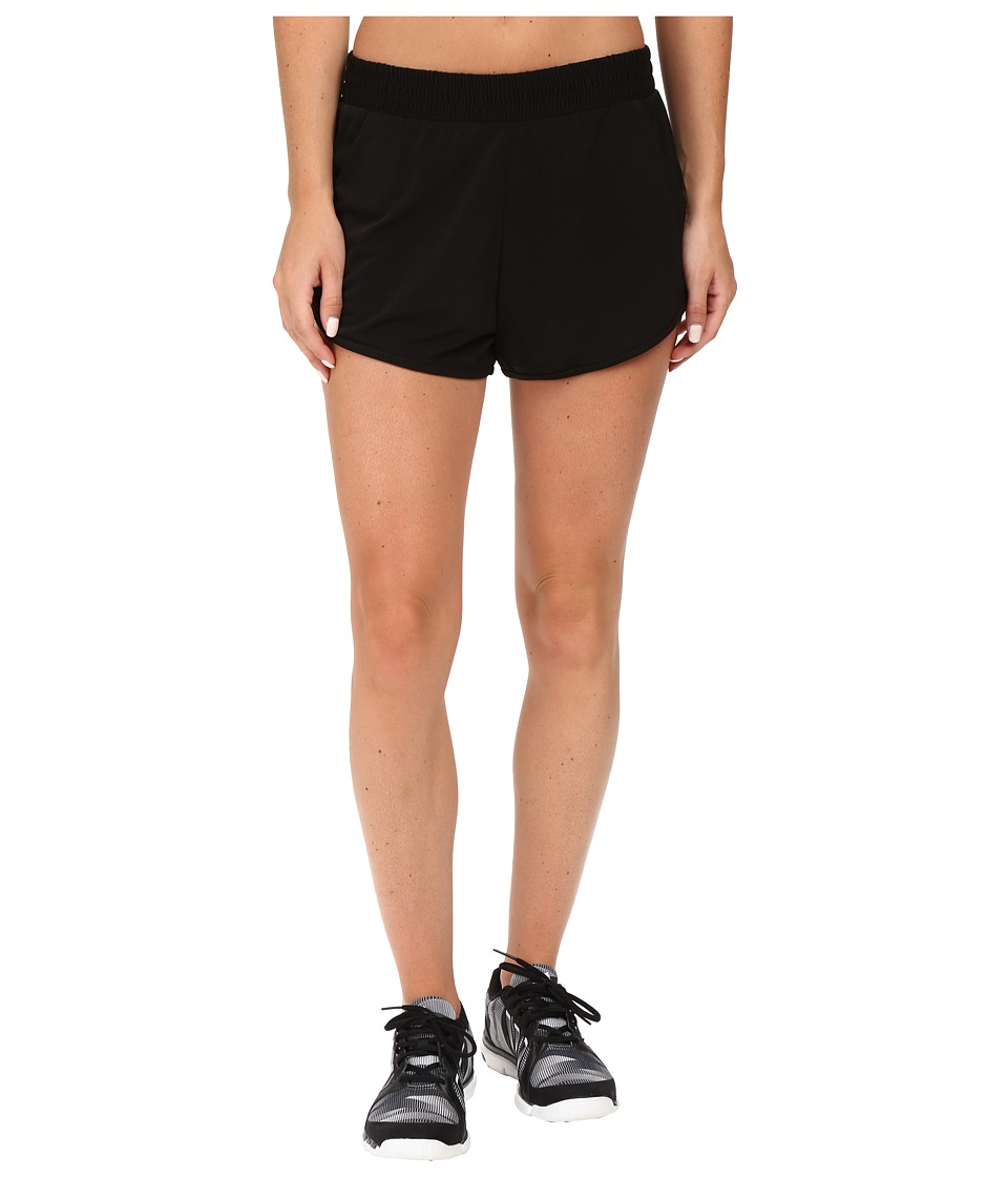 Onzie - Retro Shorts (Black) Women's Shorts