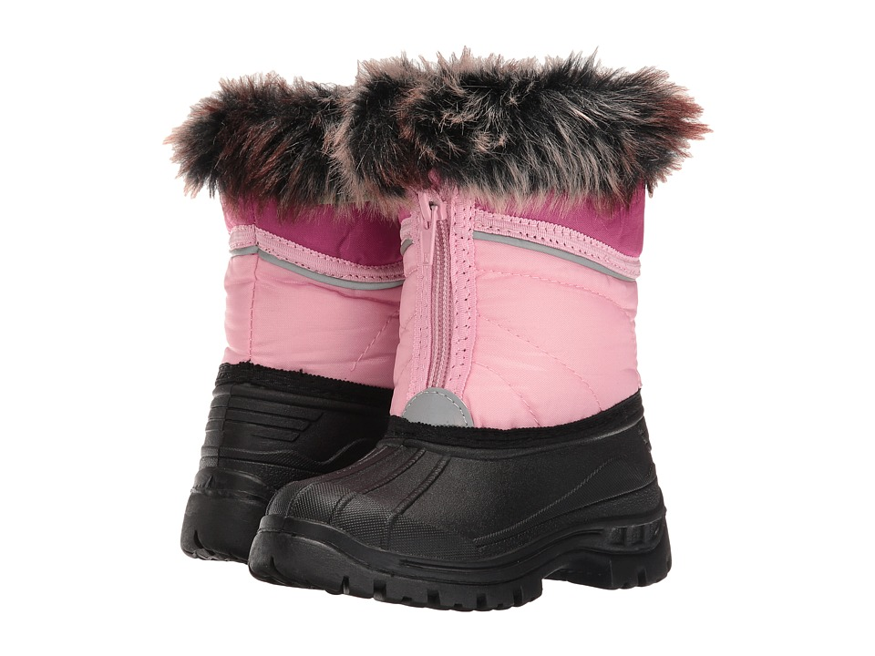 Western Chief Kids - Blizzarc (Toddler) (Pink) Girls Shoes